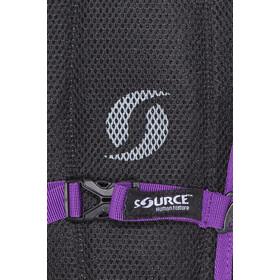 SOURCE Spinner NC Protector de pecho 1,5L Niños, purple
